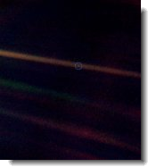 pale blue dot pic